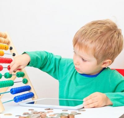 Формирование математических представлений у детей 4-5 лет на примере технологии «Математические ступеньки»